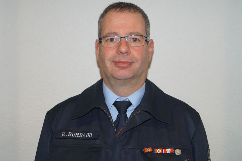 Richard Burbach
