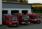 Fahrzeuge Freiwillige Feuerwehr Erbach im Taunus.