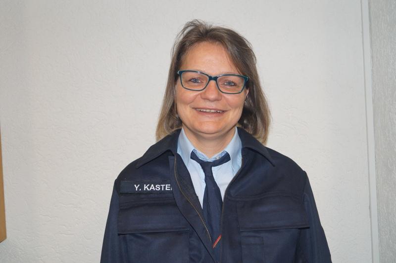 Yvonne Kasten